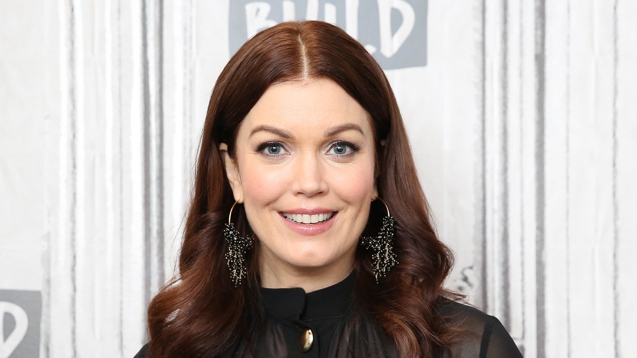 Bellamy Young Auditioned for Scandal in Zara Pants and Nordstrom Pearls