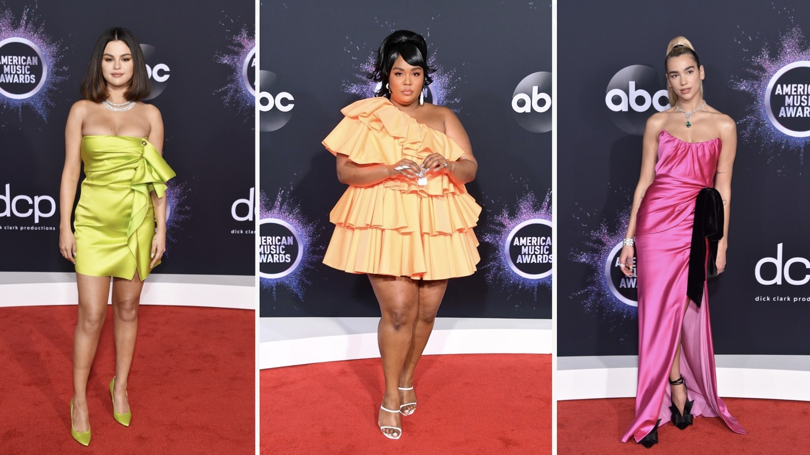 The Best Looks From the 2019 American Music Awards
