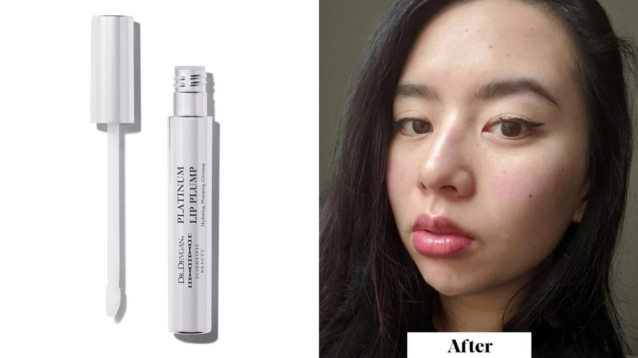 Dr. Devgan Lip Plump Review: Best Lip Plumping Gloss