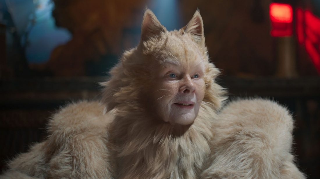 Judi Dench Just Eviscerated Her Costume in the Cats Movie