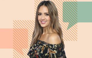 Jessica Alba Swears By This Soothing Balm for Dry, Sensitive Skin